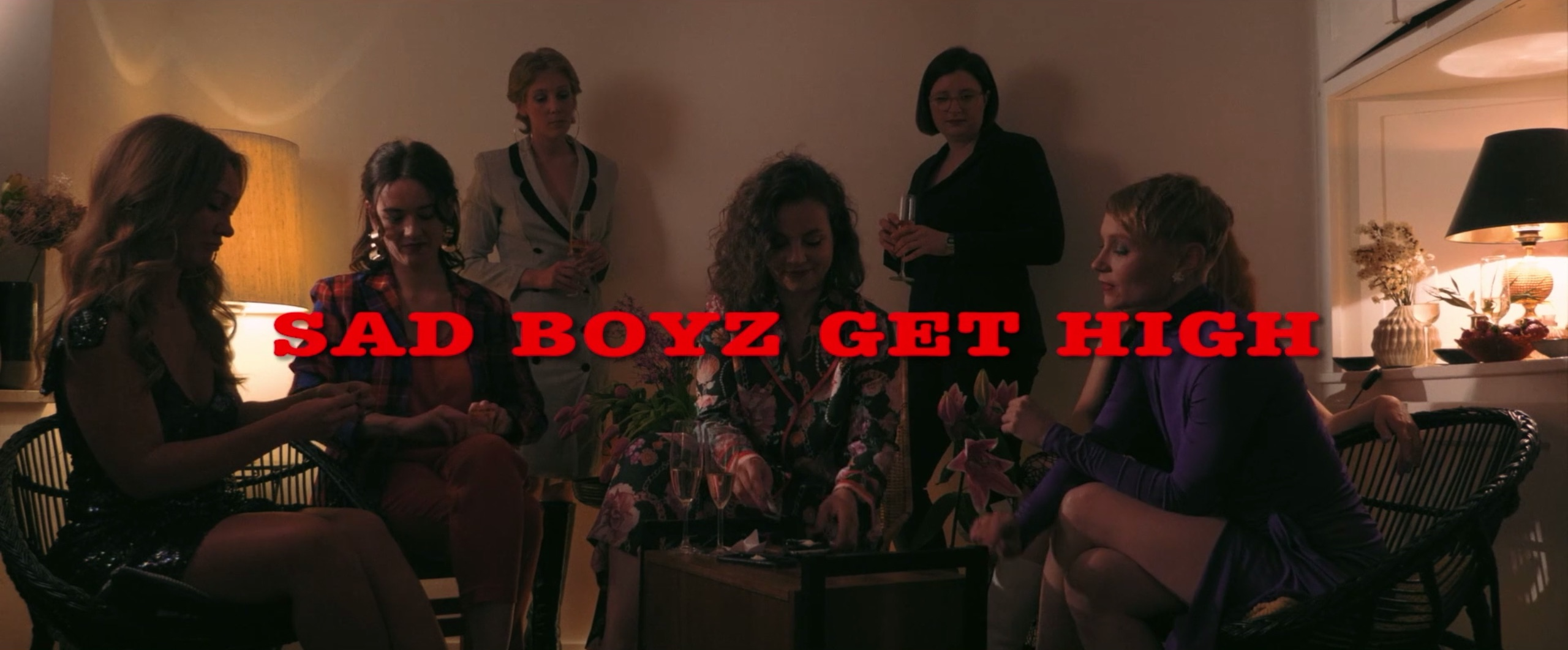 Sad Boyz Get High